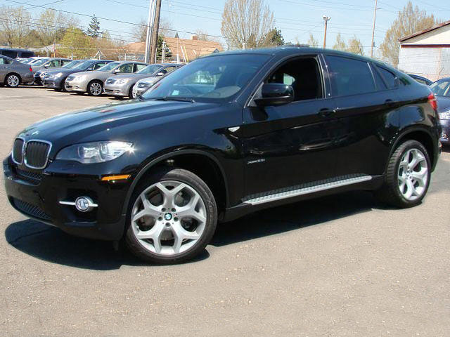2008  BMW X6  picture, mods, upgrades