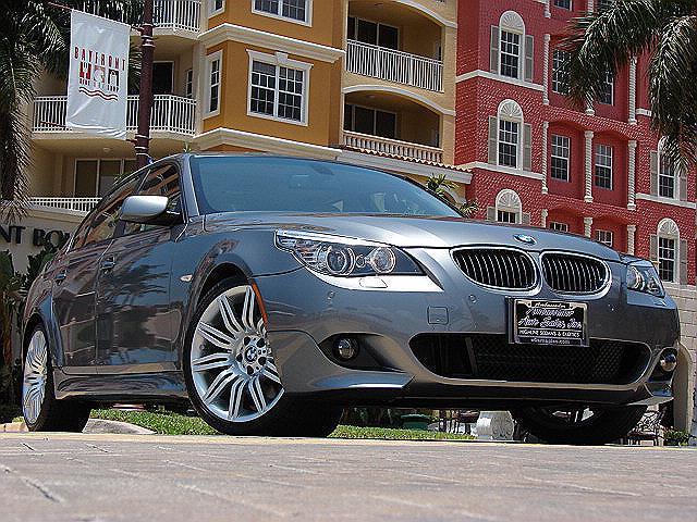 Bmw 550i Sport. 2008 BMW 550i