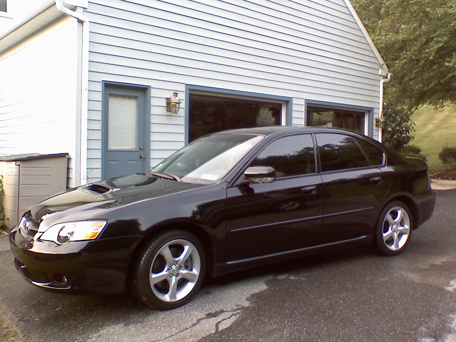 2005 subaru legacy gt limited 5eat