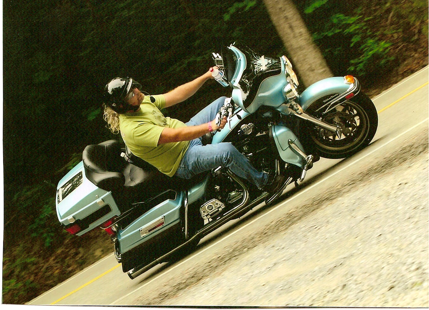 harley touring