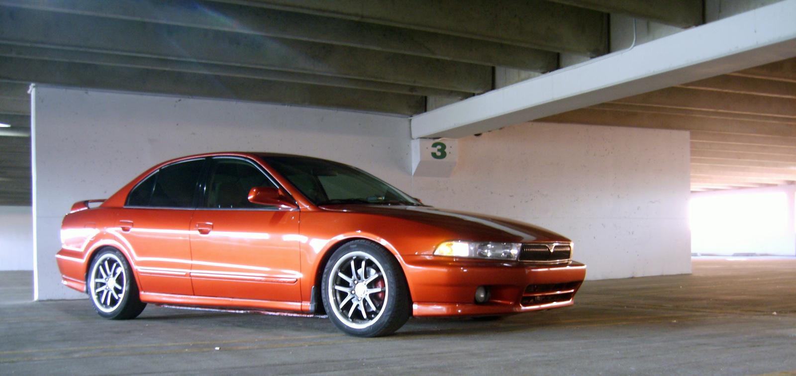 2001 Mitsubishi Galant Es V6 Pictures 2001 Mitsubishi Galant Es V4