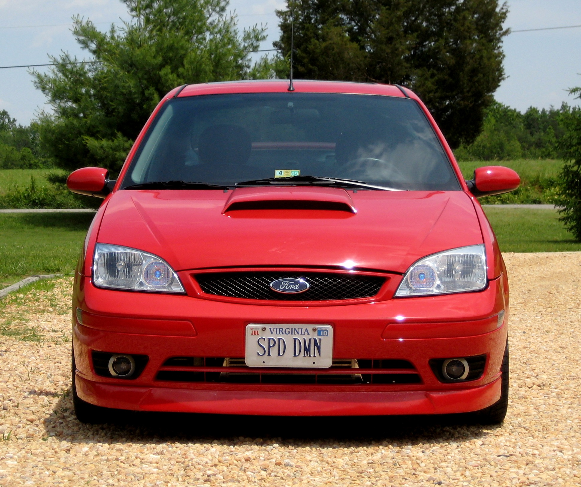 2005 Ford Focus ST Turbo