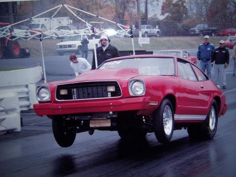 1978  Ford Mustang II picture, mods, upgrades