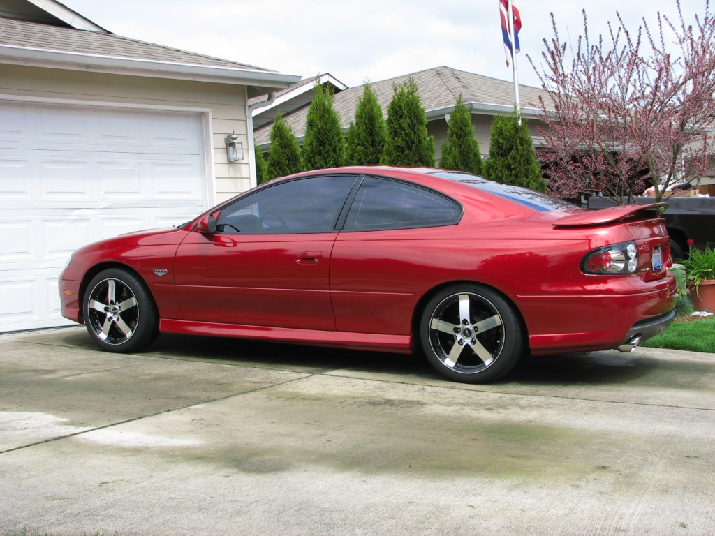 2006  Pontiac GTO A4 picture, mods, upgrades