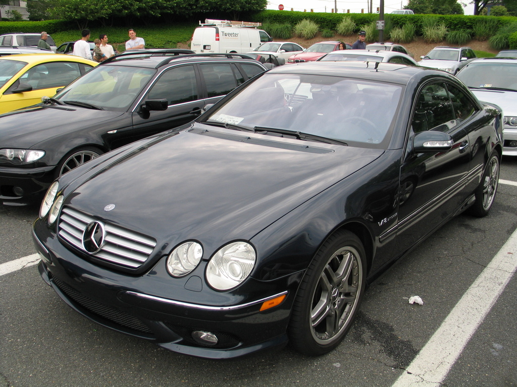 2005 mercedes benz cl65 amg pictures mods upgrades for Mercedes benz cl65 amg coupe