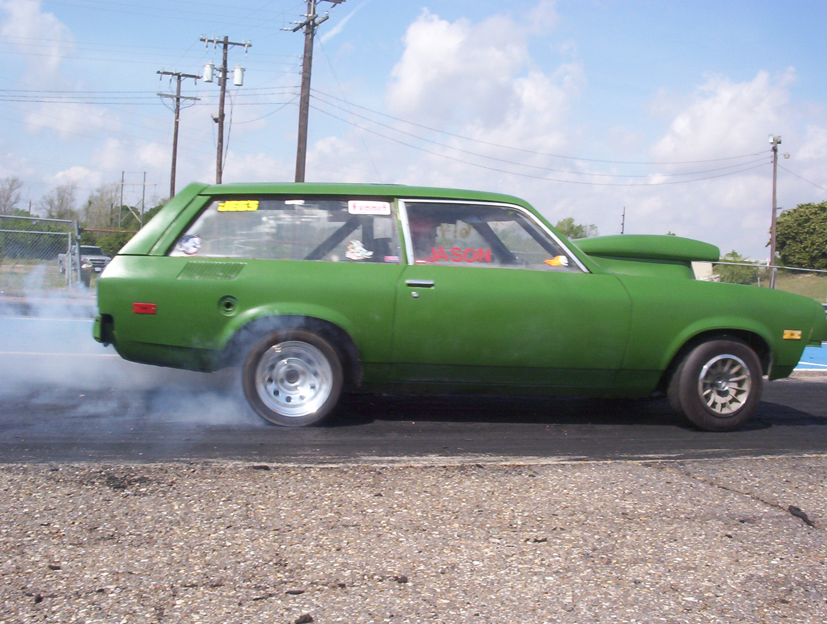1977  Chevrolet Vega  picture, mods, upgrades