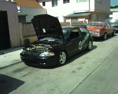 1994  Honda Civic ARANA RINCON SOHC VTEC picture, mods, upgrades