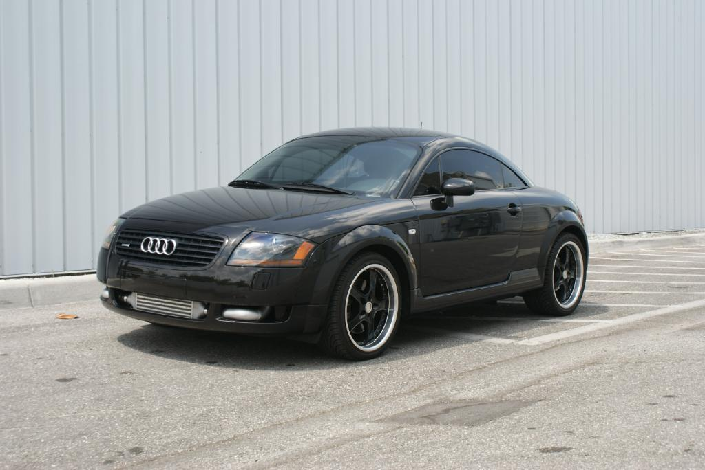 2001  Audi TT  picture, mods, upgrades