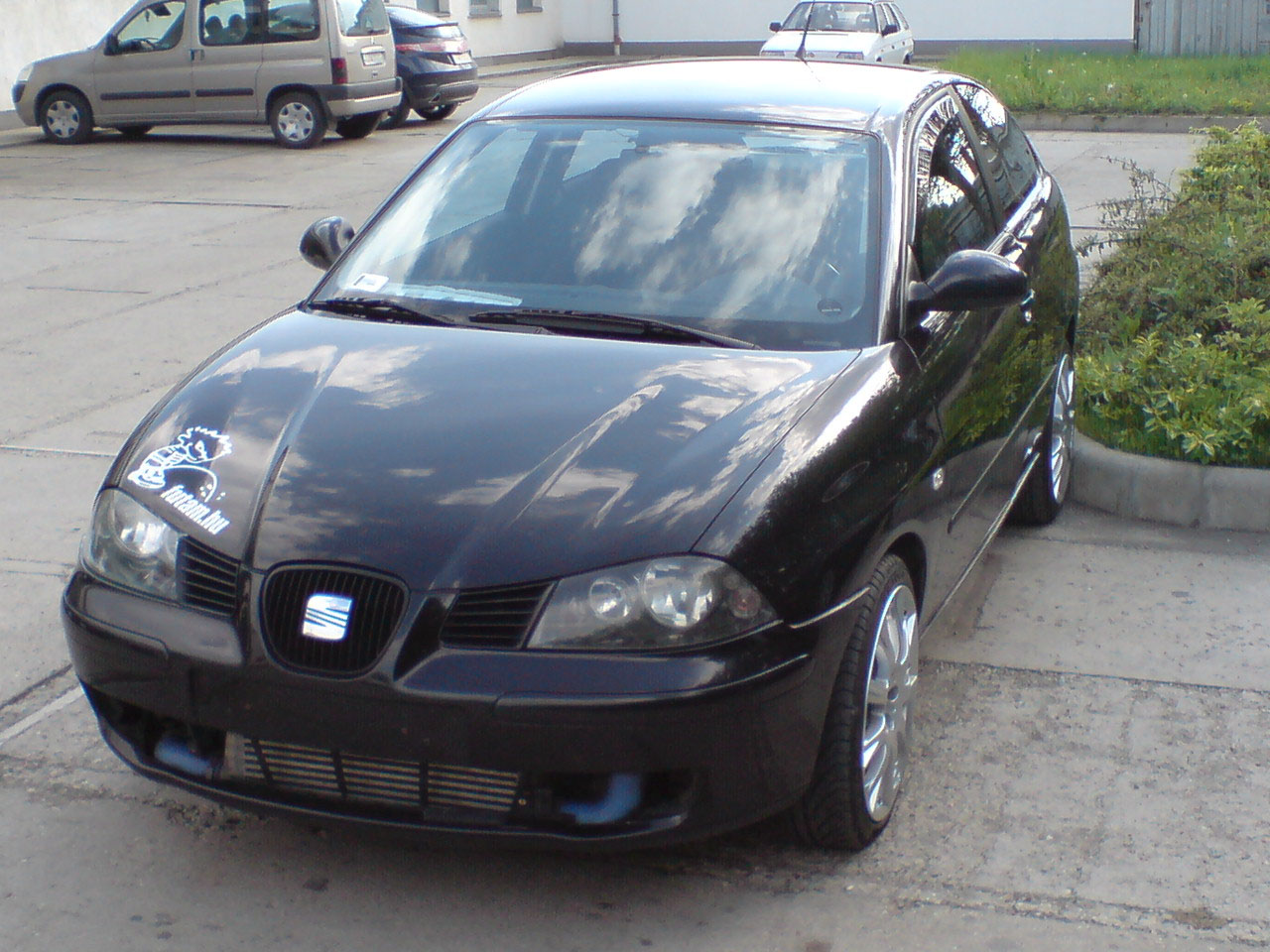 2002  Seat Ibiza Sport TDI picture, mods, upgrades