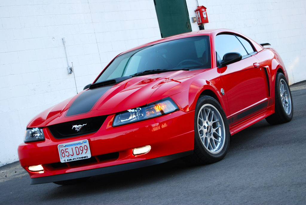 2004  Ford Mustang Mach One picture, mods, upgrades
