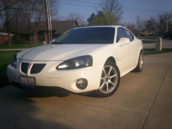 2006  Pontiac Grand Prix GT picture, mods, upgrades