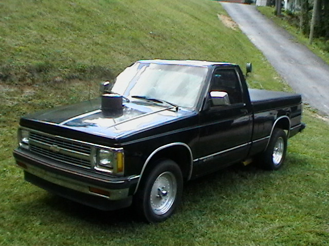 1992  Chevrolet S10 Pickup tahoe picture, mods, upgrades