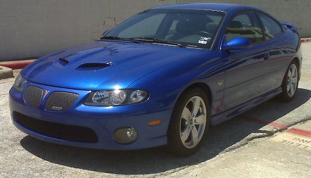 2006 Pontiac GTO 1/4 mile trap speeds 0-60 - DragTimes.com
