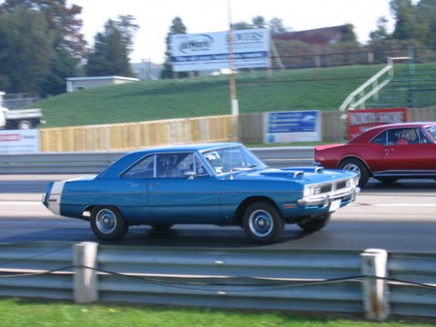 You can vote for this Dodge Dart 340 to be the featured car of the month on