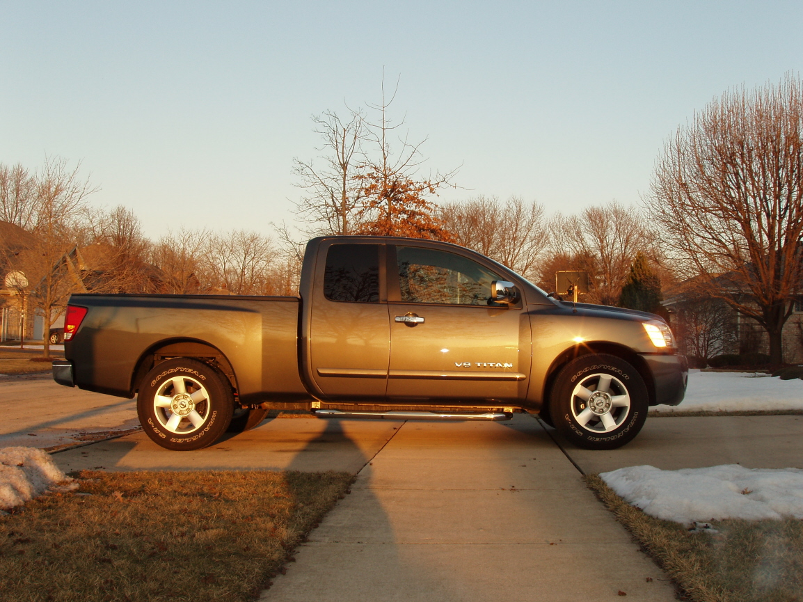 2005  Nissan Titan SE KC 4x2 picture, mods, upgrades