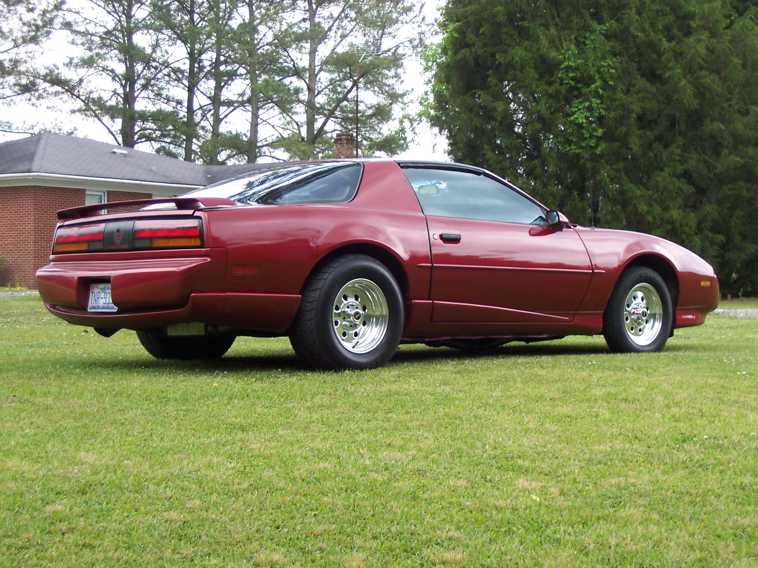 1991  Pontiac Firebird  picture, mods, upgrades