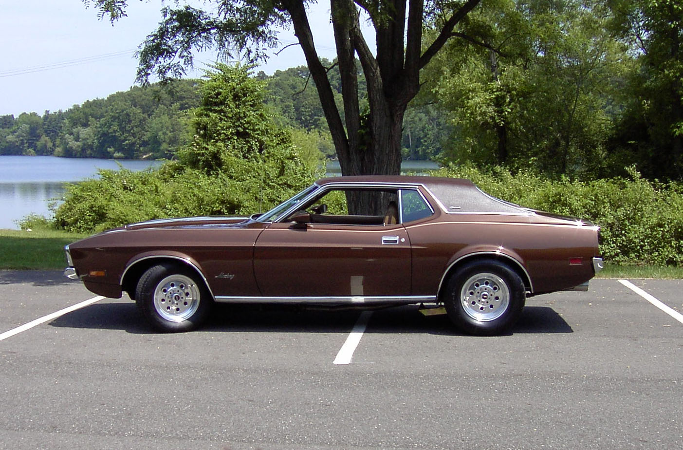1971  Ford Mustang Grande picture, mods, upgrades