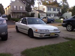 1990  Acura Integra ls picture, mods, upgrades