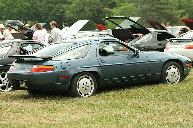 1989 Porsche 928 Auto S4