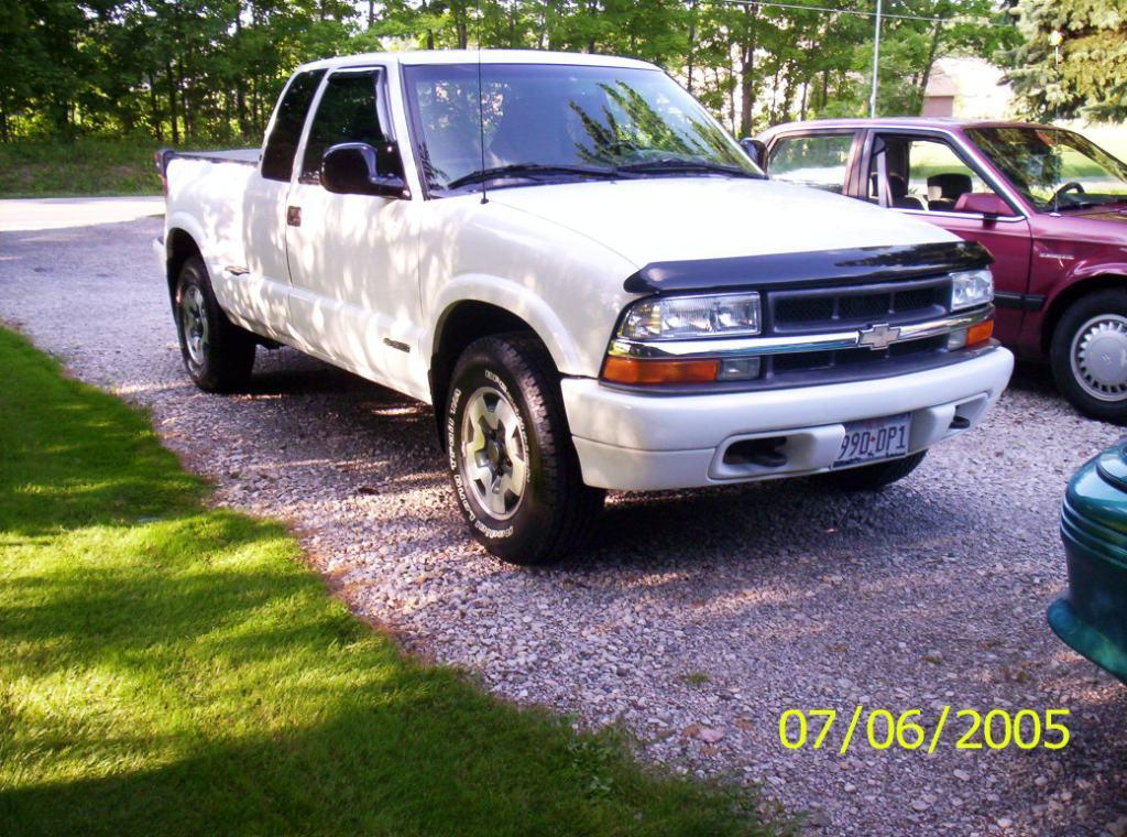 1998  Chevrolet S10 Pickup EX Cab Sp Sd 4X4 picture, mods, upgrades