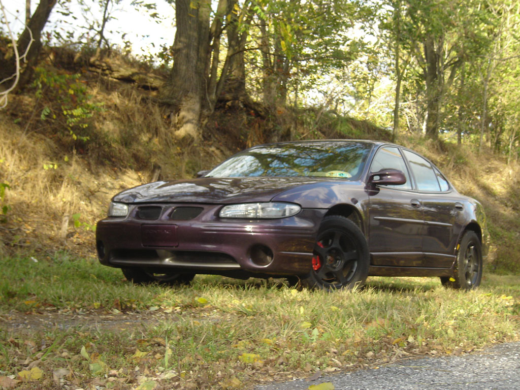 1998  Pontiac Grand Prix GTP picture, mods, upgrades