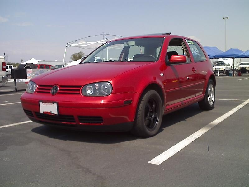 2001  Volkswagen GTI GLS 1.8T picture, mods, upgrades