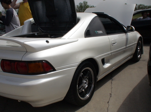1991  Toyota MR2 Turbo picture, mods, upgrades