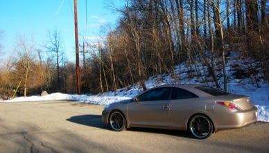 2004  Toyota Solara SE Turbo picture, mods, upgrades