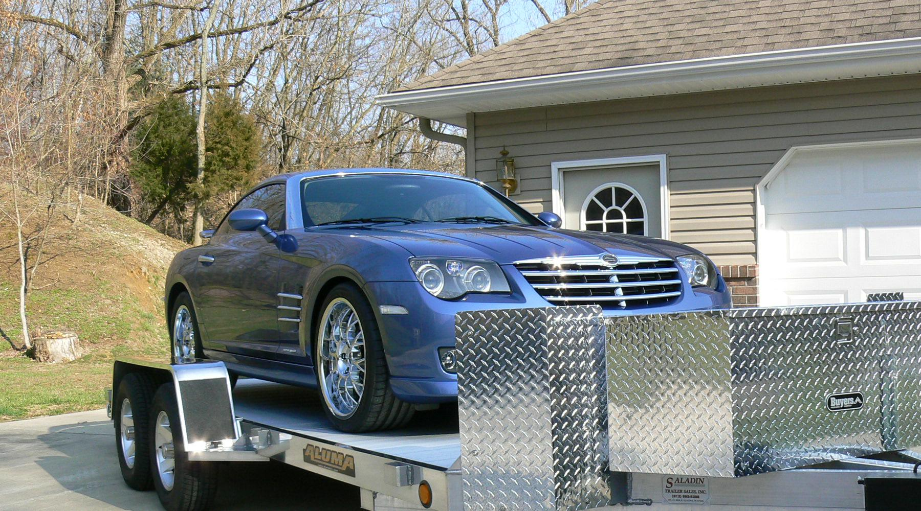2005 Chrysler Crossfire SRT6   RENNtech