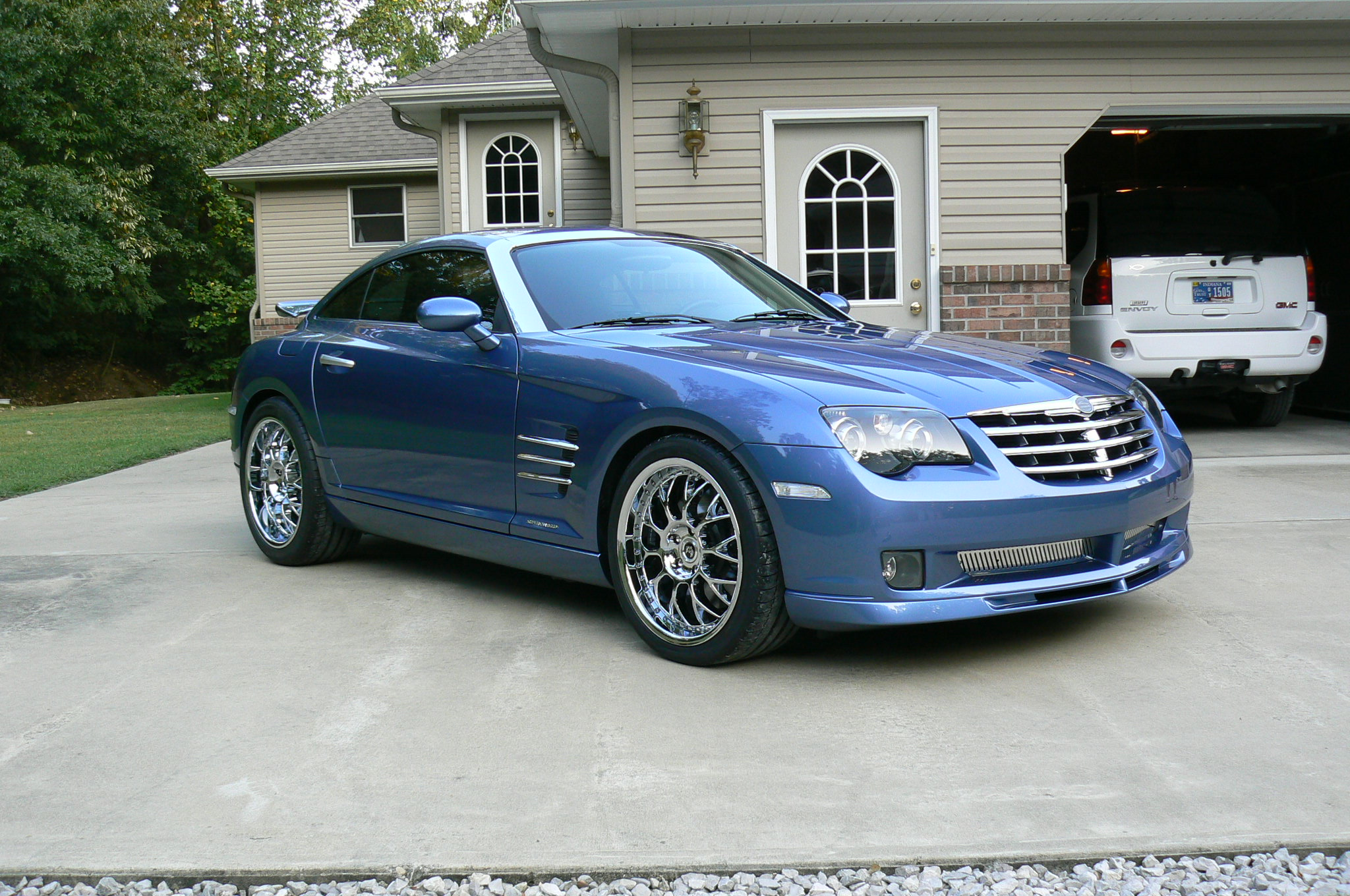 2005  Chrysler Crossfire SRT 6   RENNtech picture, mods, upgrades
