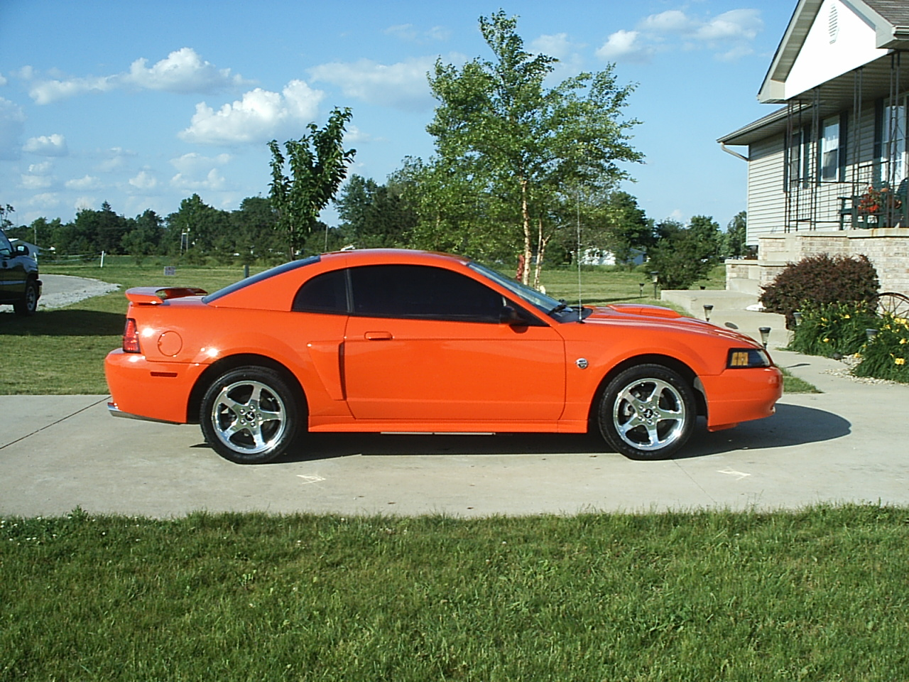 2004  Ford Mustang GT picture, mods, upgrades