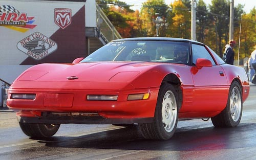 1992  Chevrolet Corvette LT1 383 stroker picture, mods, upgrades