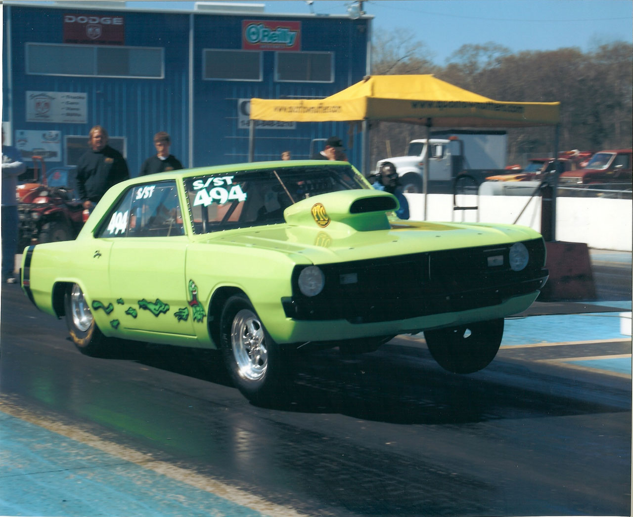 1972  Dodge Dart Swinger picture, mods, upgrades