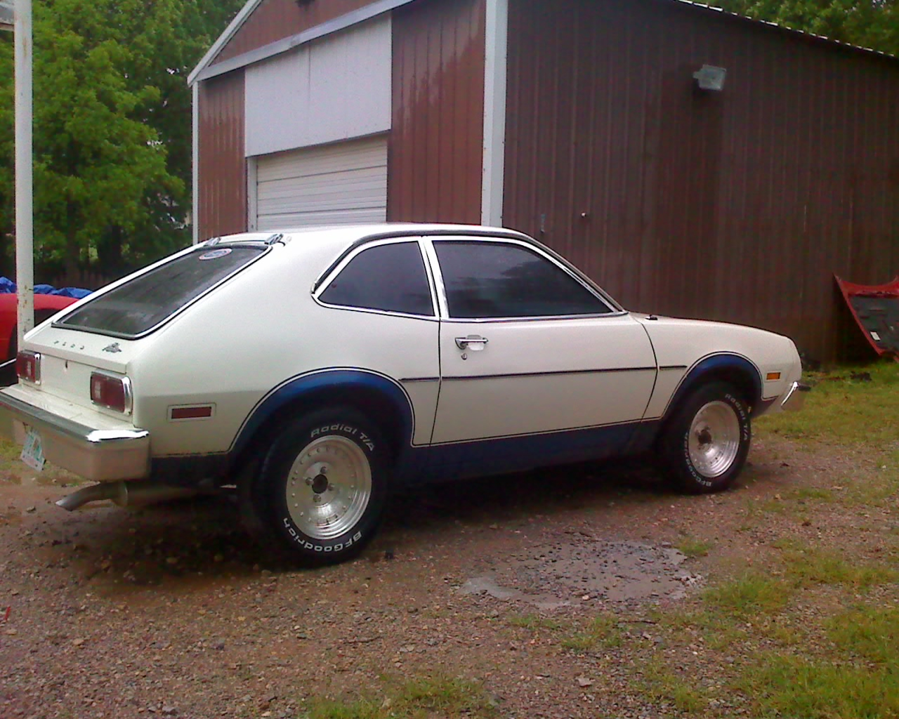 1978 Ford Pinto pony
