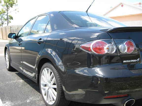 2007 Mazda 6 Mazdasd6