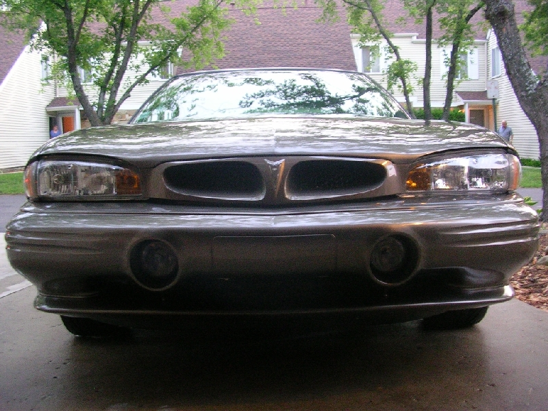 1999  Pontiac Bonneville SSEi picture, mods, upgrades