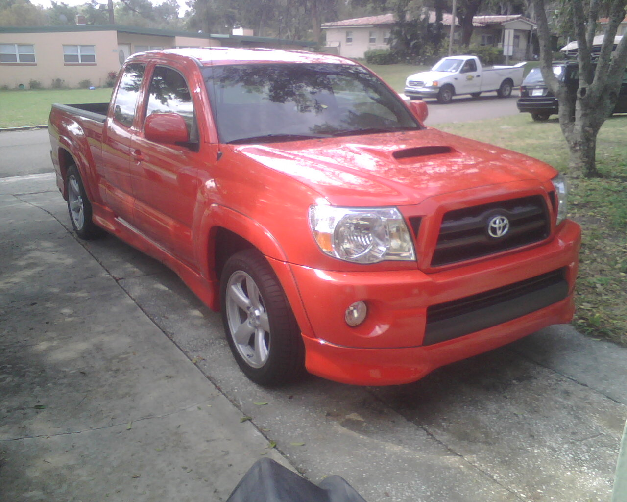 2008  Toyota Tacoma X-Runner picture, mods, upgrades
