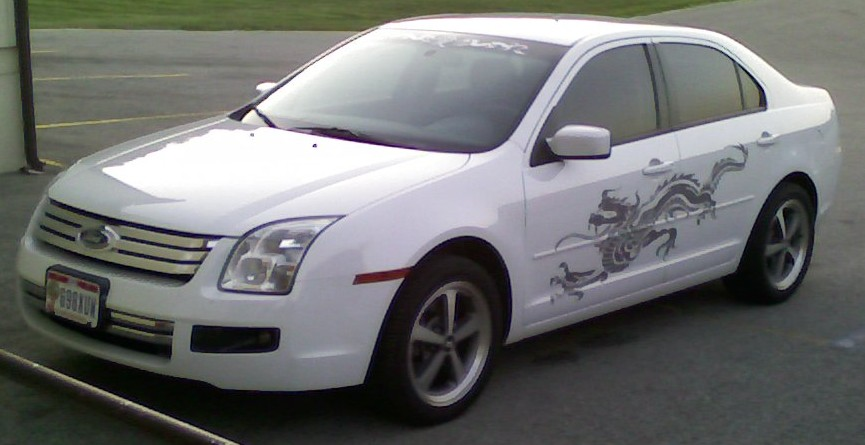 2006 Ford Fusion SE V6