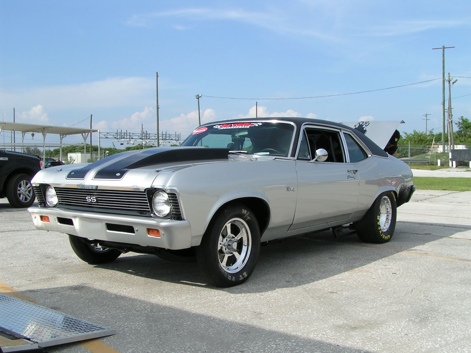 1969  Chevrolet Nova coupe picture, mods, upgrades