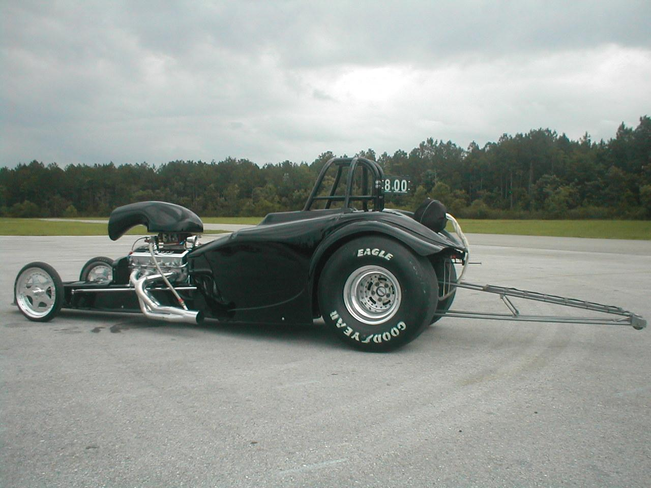 1998  StreetRod Bantam 32 bantam altered picture, mods, upgrades