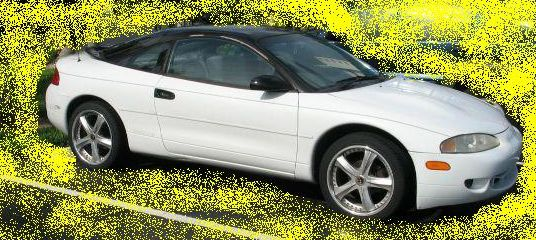 1995  Eagle Talon ESi picture, mods, upgrades