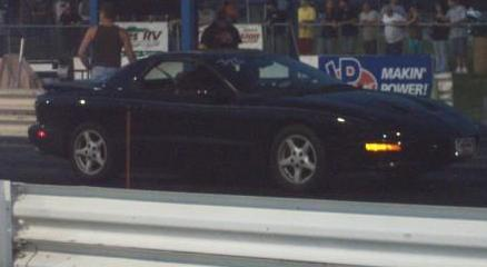 1995  Pontiac Firebird Formula Heads/Cam picture, mods, upgrades