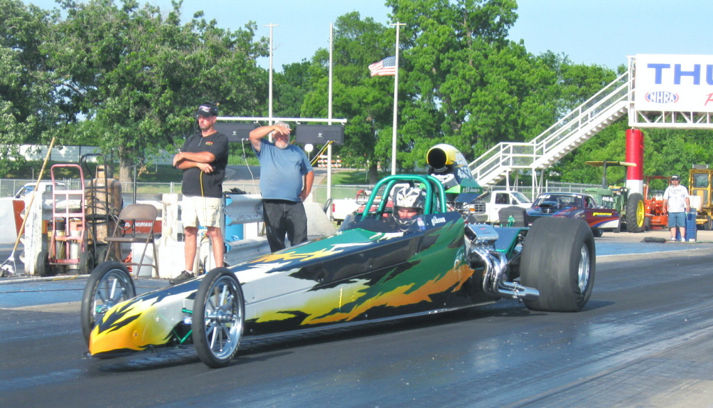 2007  Dragster Rear Engine TNT picture, mods, upgrades