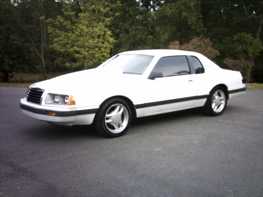 1985 Ford Thunderbird Base Picture Mods Upgrades