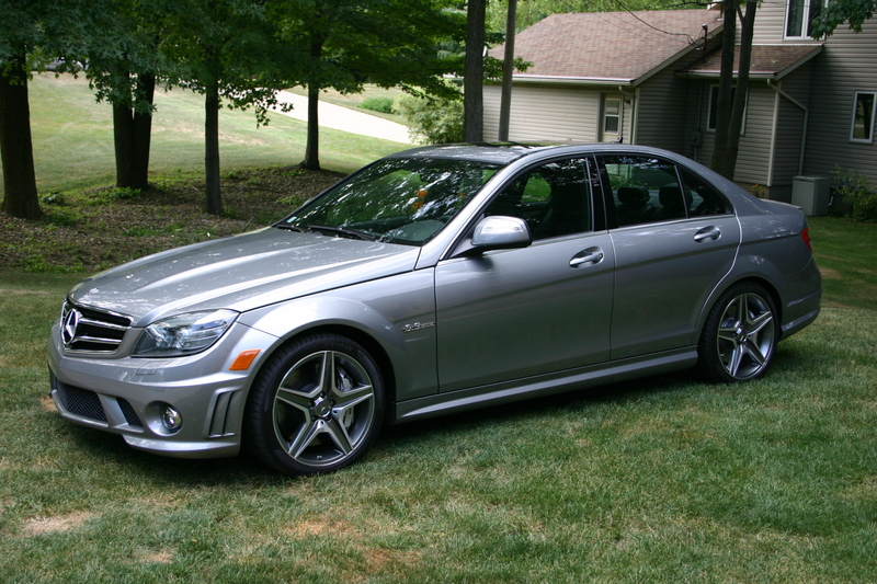You can vote for this Mercedes-Benz C63 AMG to be the featured car of the