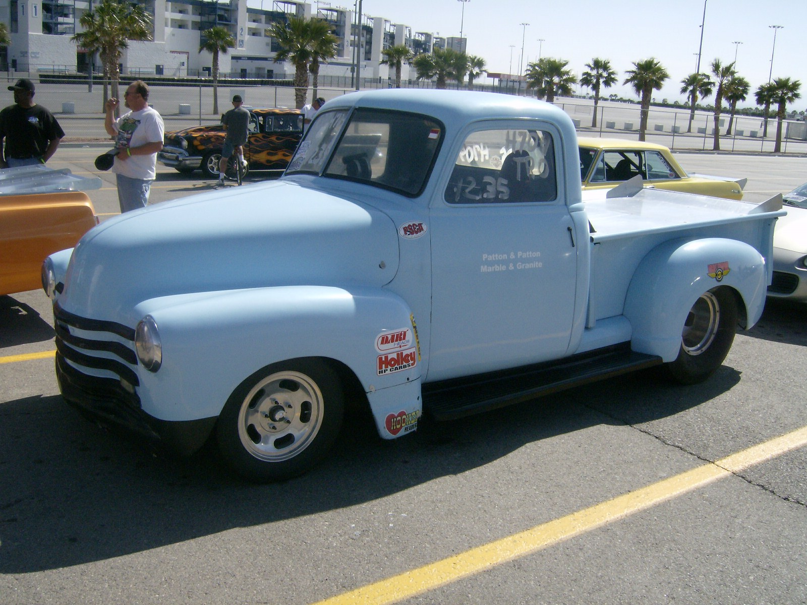 1951  Chevrolet Pickup Step Side picture, mods, upgrades