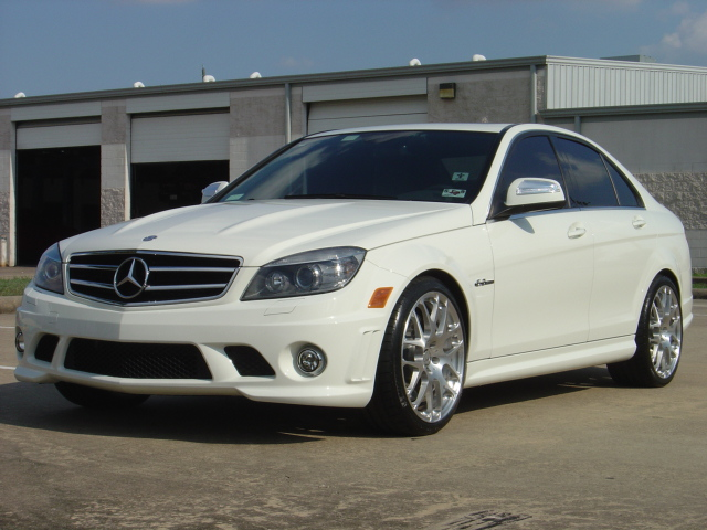 2008  Mercedes-Benz C63 AMG Kleemann ECU Tune picture, mods, upgrades