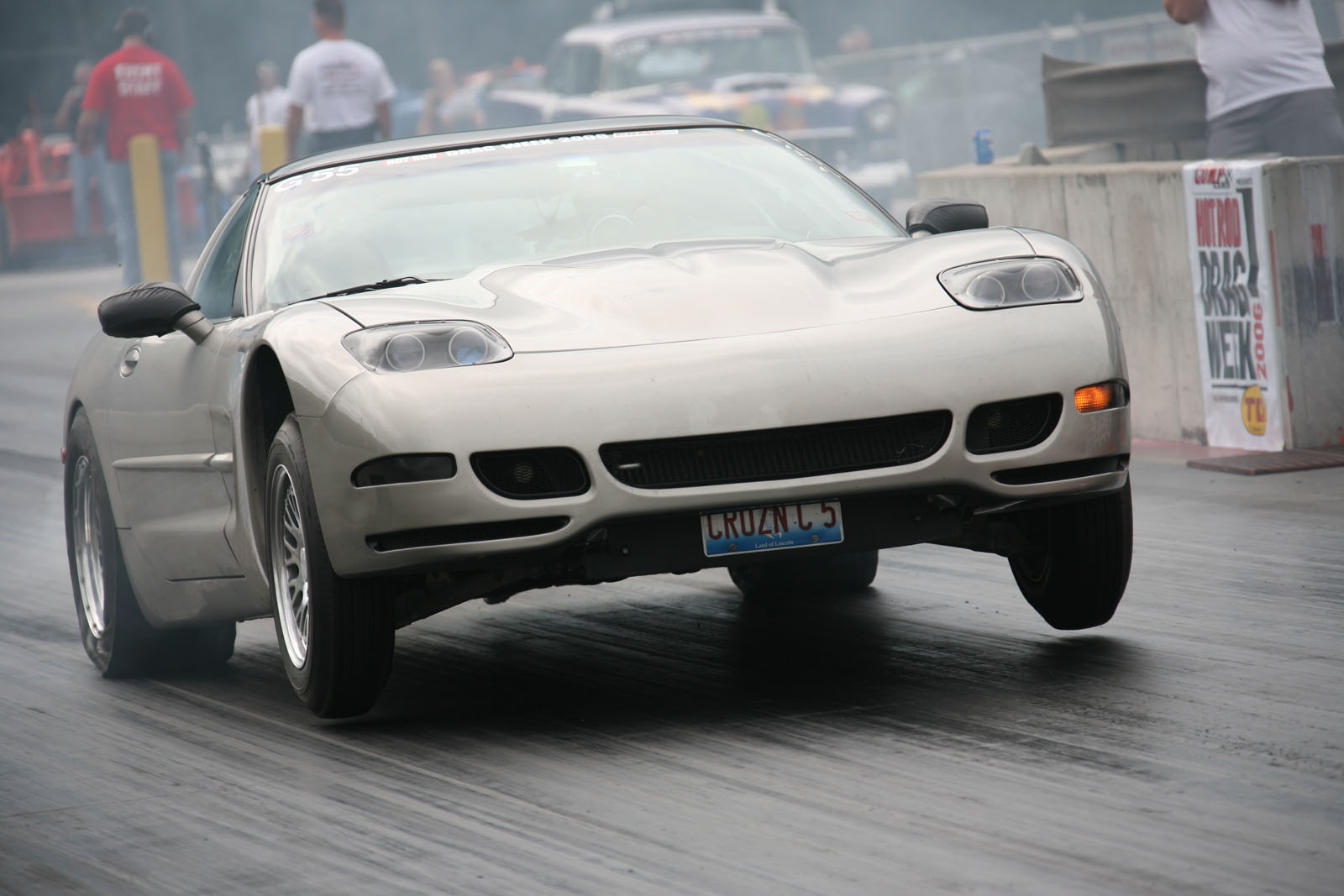 2000 Chevrolet Corvette Coupe 427 C5R