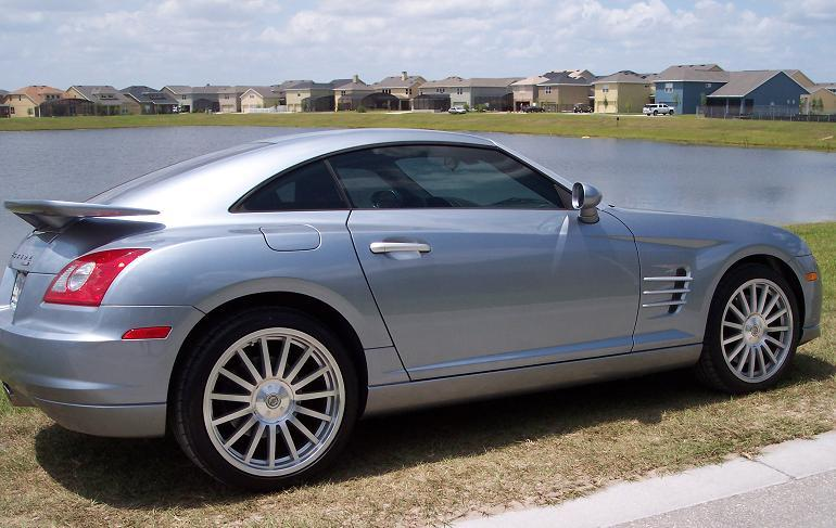 2005 Chrysler Crossfire Srt 6 Pictures Mods Upgrades Wallpaper