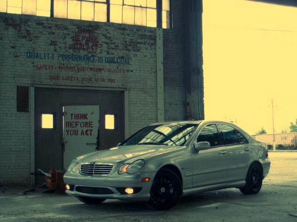 2003  Mercedes-Benz C32 AMG LET Powered picture, mods, upgrades